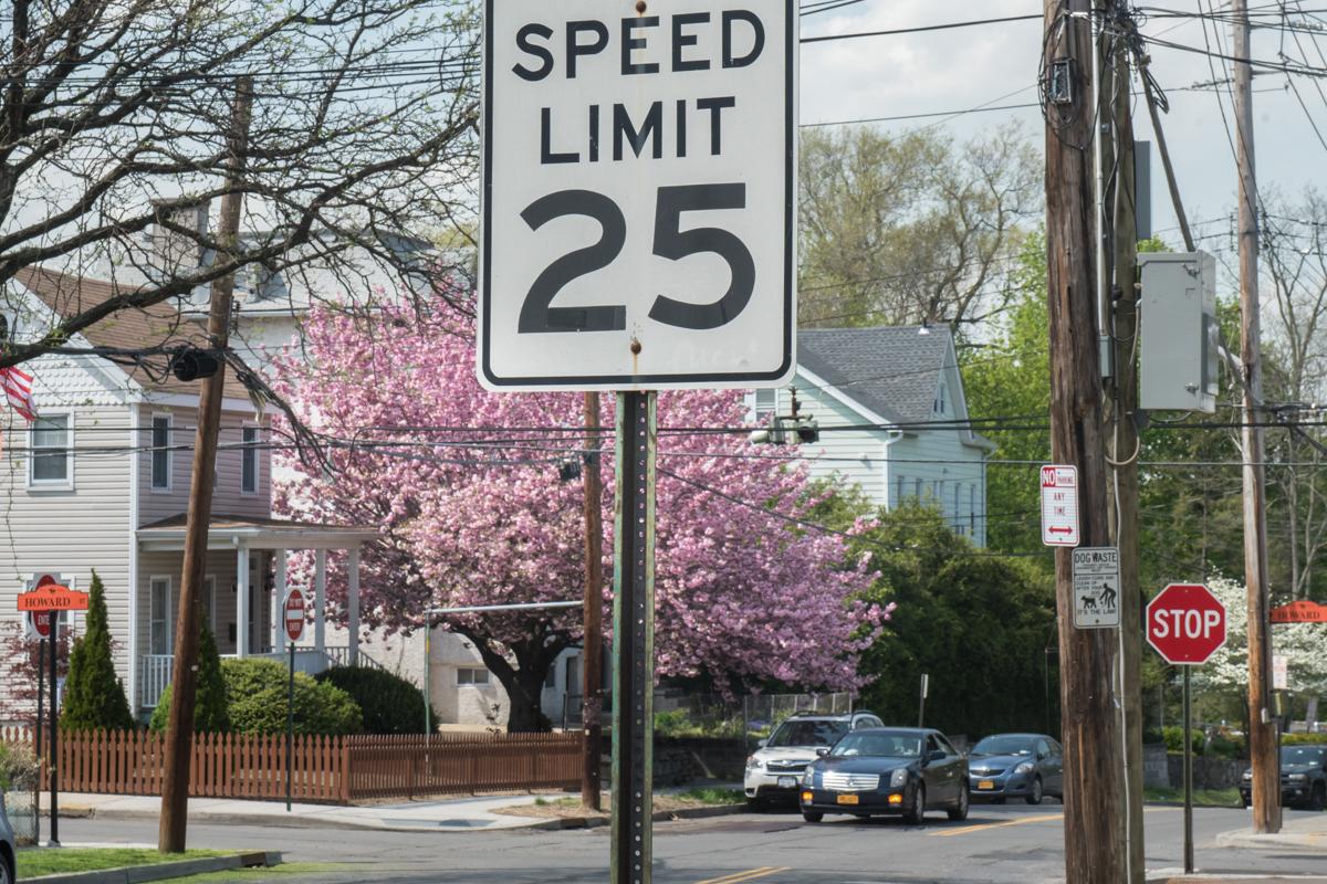 New Speed Limit!