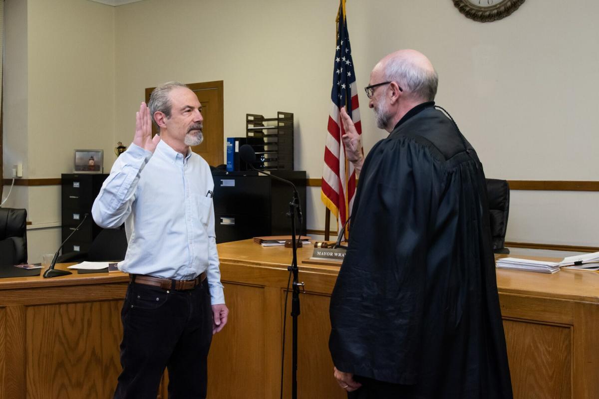 Deputy Mayor Rosenbloom
