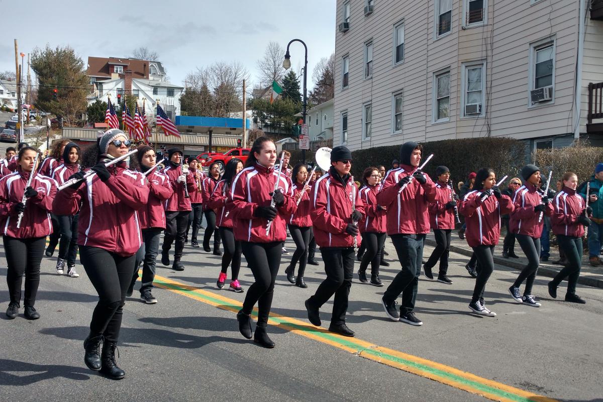 Ossining HS Band