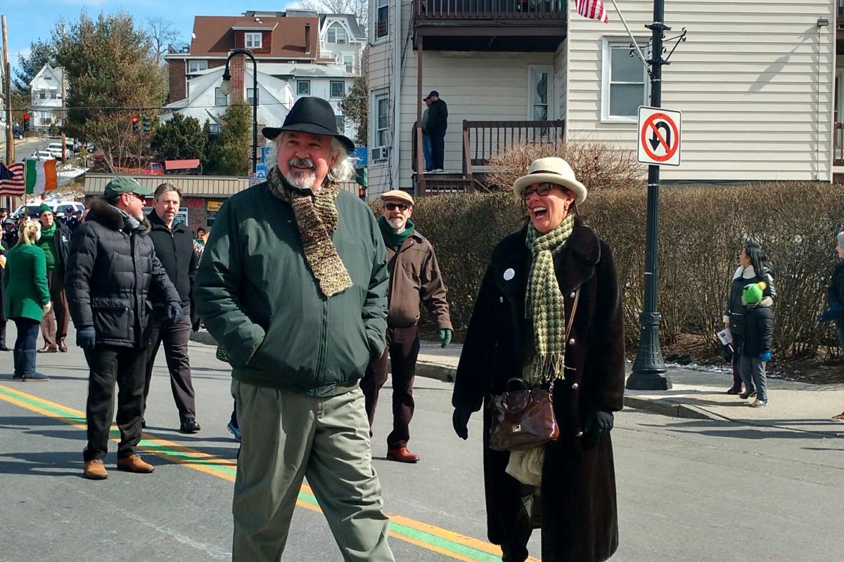 Mayor Wray & Village Officials