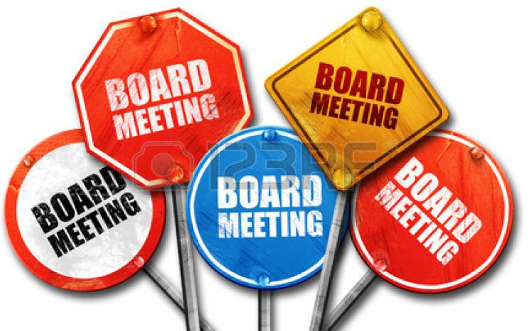 TRUSTEES BOARD MEETINGS & WORK SESSION