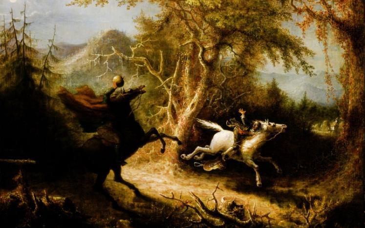 The Legend of Sleepy Hollow Turns 200