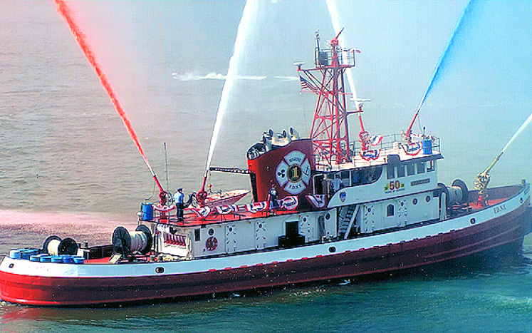 John D. McKean Fireboat